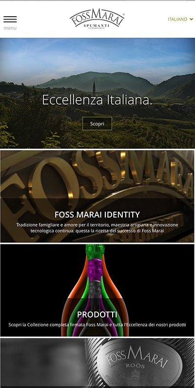 fossmarai mobile website
