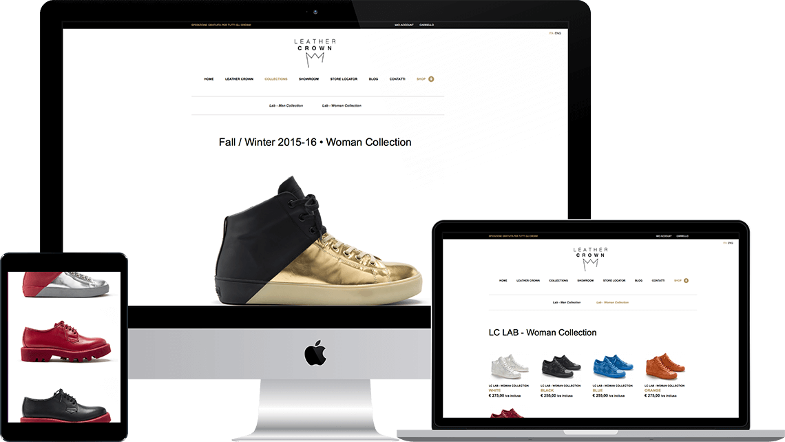 leather crown website